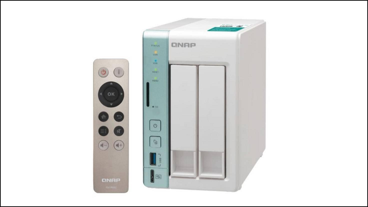 QNAP-TS251A