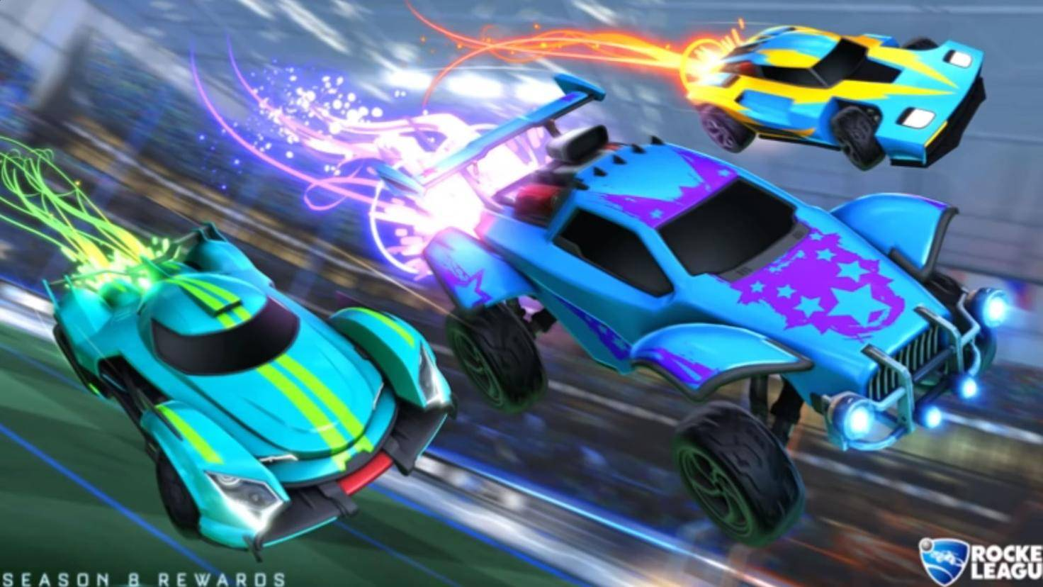 Rocket League rocket boost 1