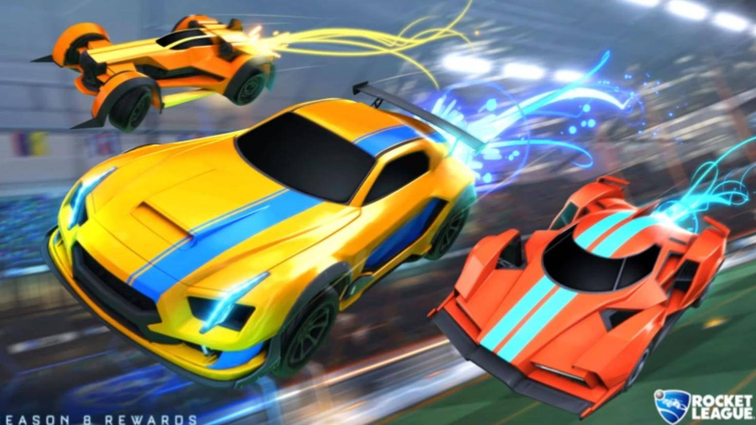 Rocket League rocket boost 2