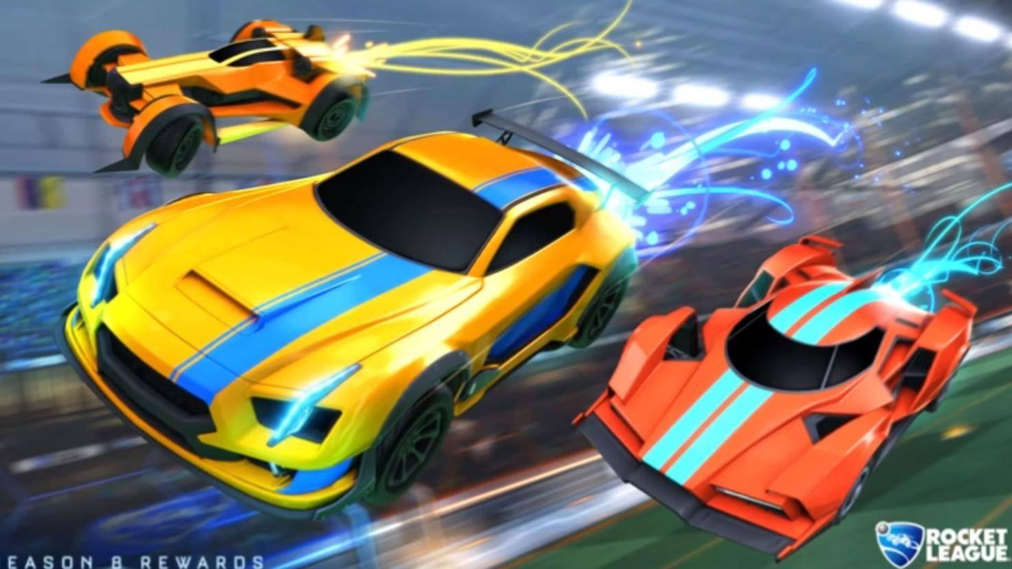 Rocket League rocket boost 2