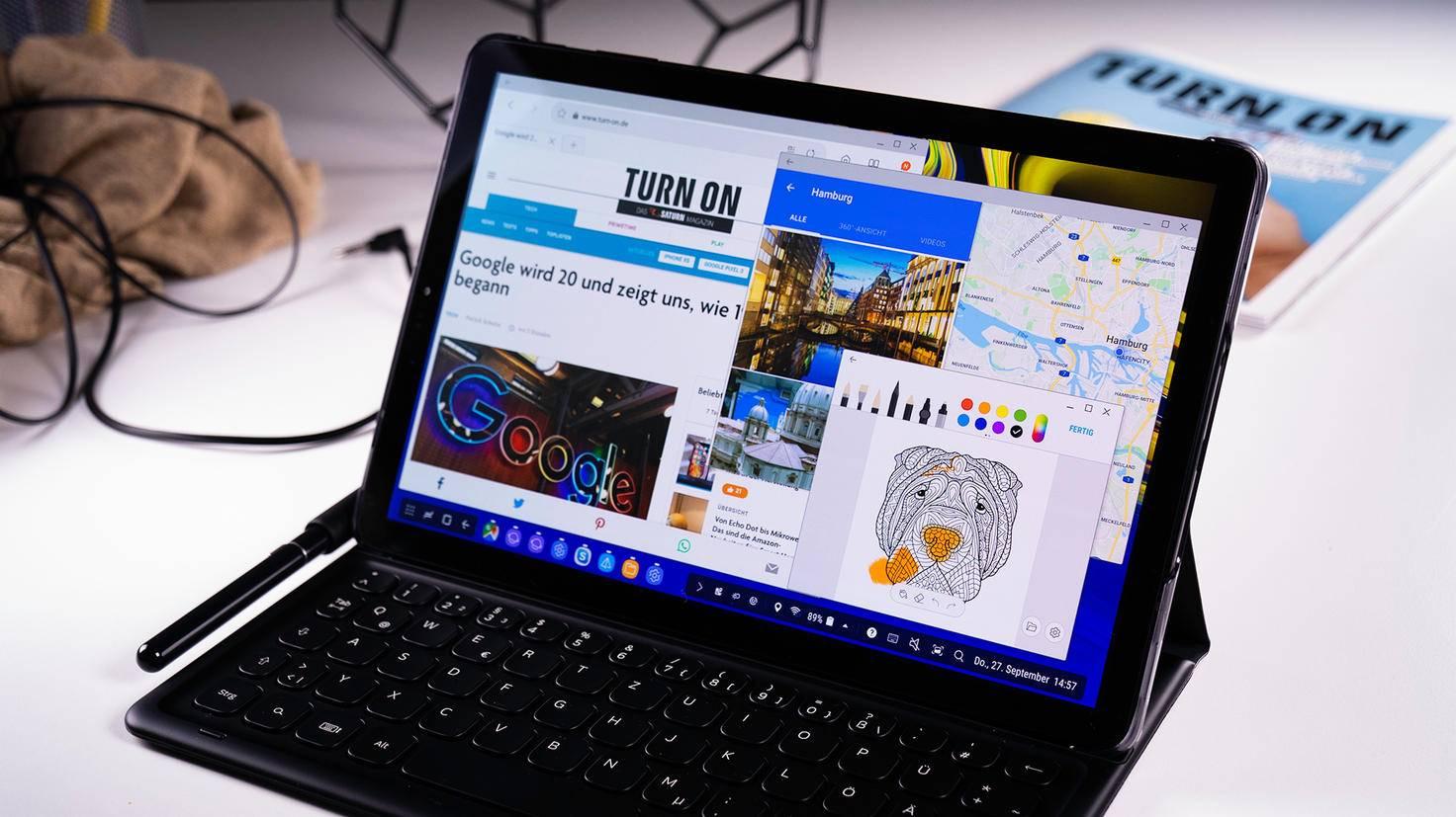 Samsung-Galaxy-Tab-S4-TURN-ON-6
