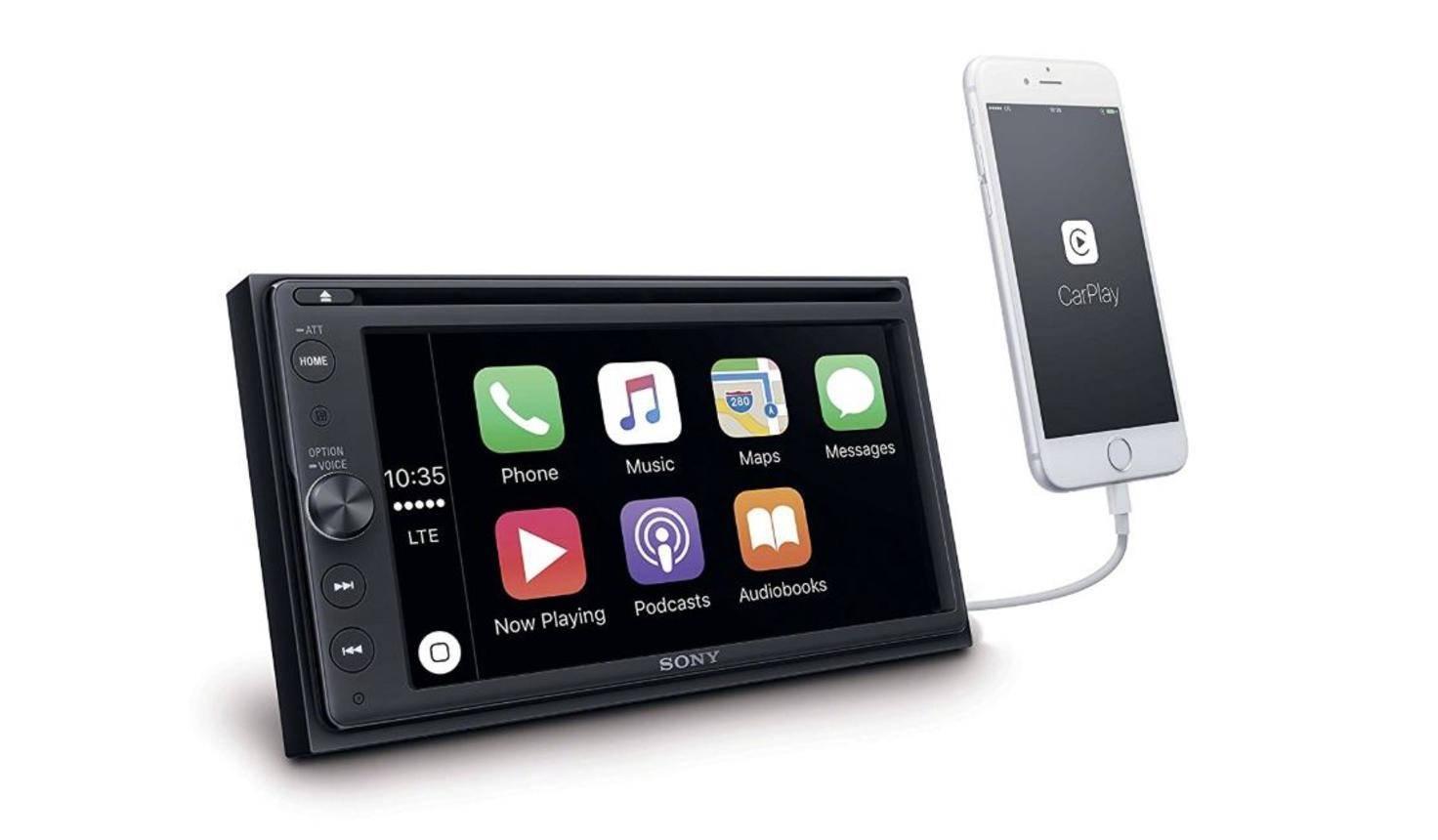 Sony-XAV-AX200