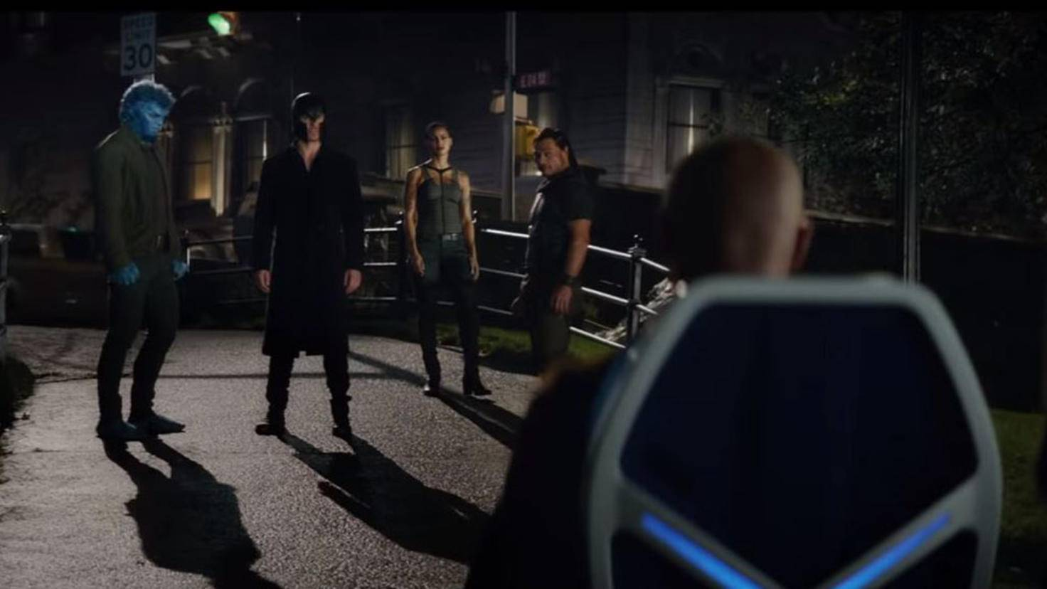 Team Magneto in X-Men Dark Phoenix FoxKino