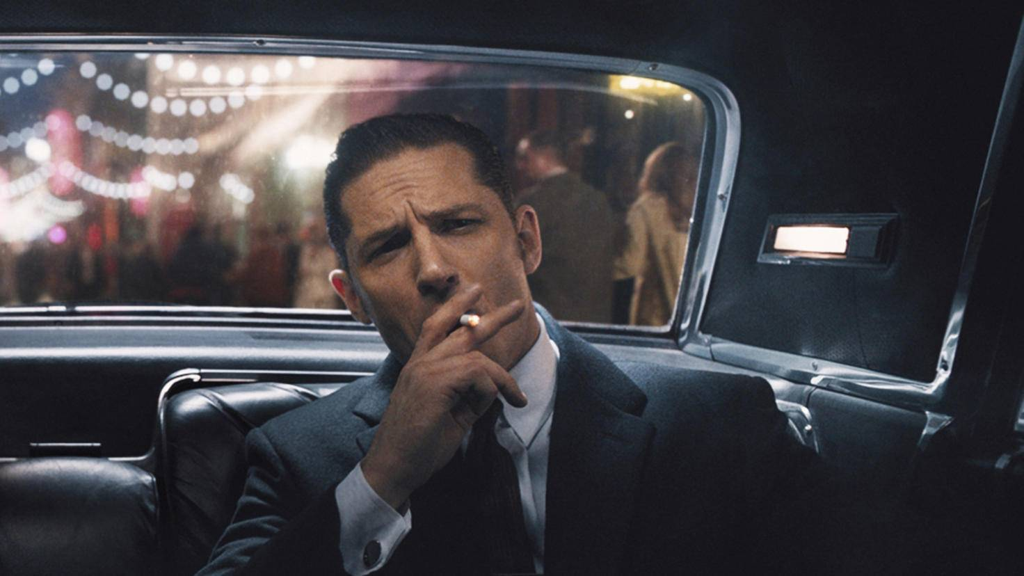 Tom Hardy Legend