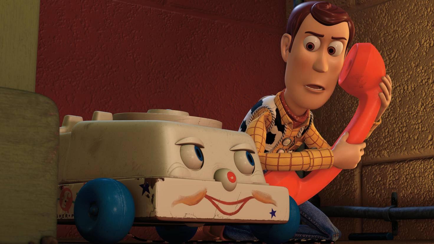 Toy Story 3-Woody-Disney Pixar