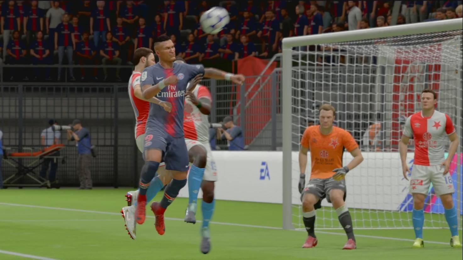 """In Wiederholungen wird die Detailliebe von """"FIFA 19"""" deutlich."""