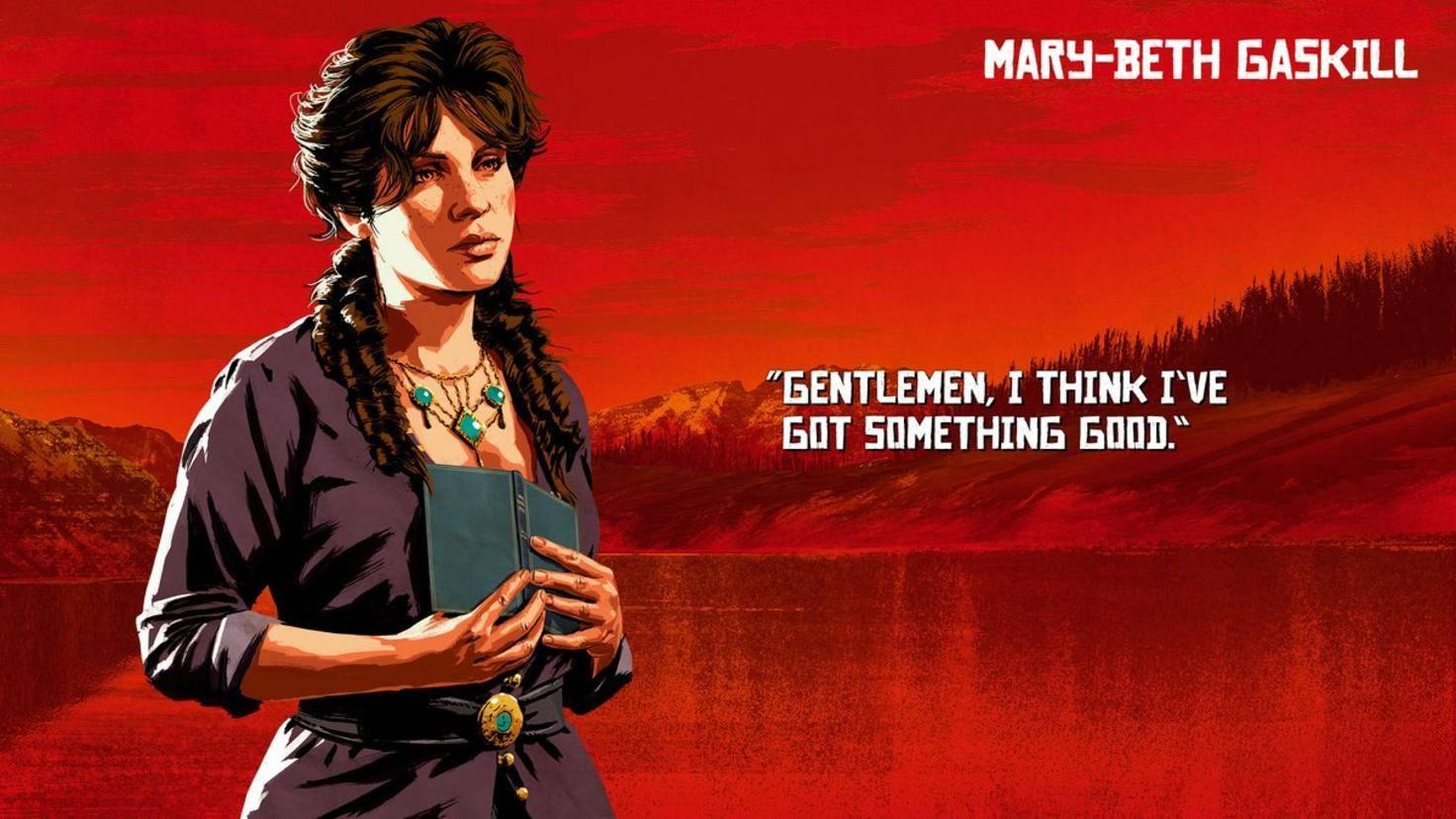 Mary-Beth Gaskill