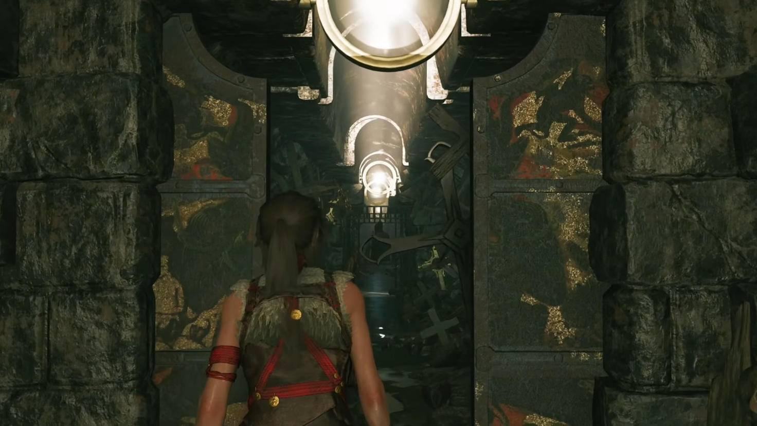 """Ein kleines bisschen zu schmale Türen gibt es in """"Shadow of the Tomb Raider"""" auffällig oft."""