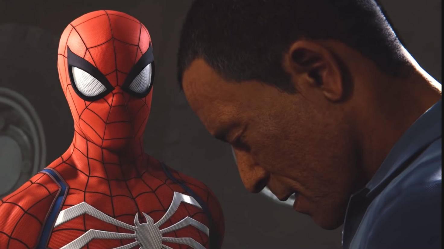 spider-man-ps4-morgan-michaels-screenshot