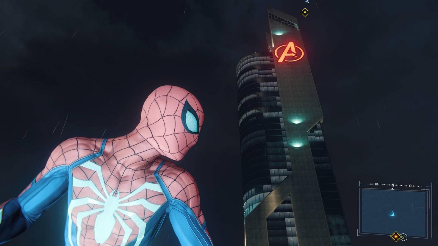 Easter-eggs: Auch der Avengers-Tower steht mitten in New York.