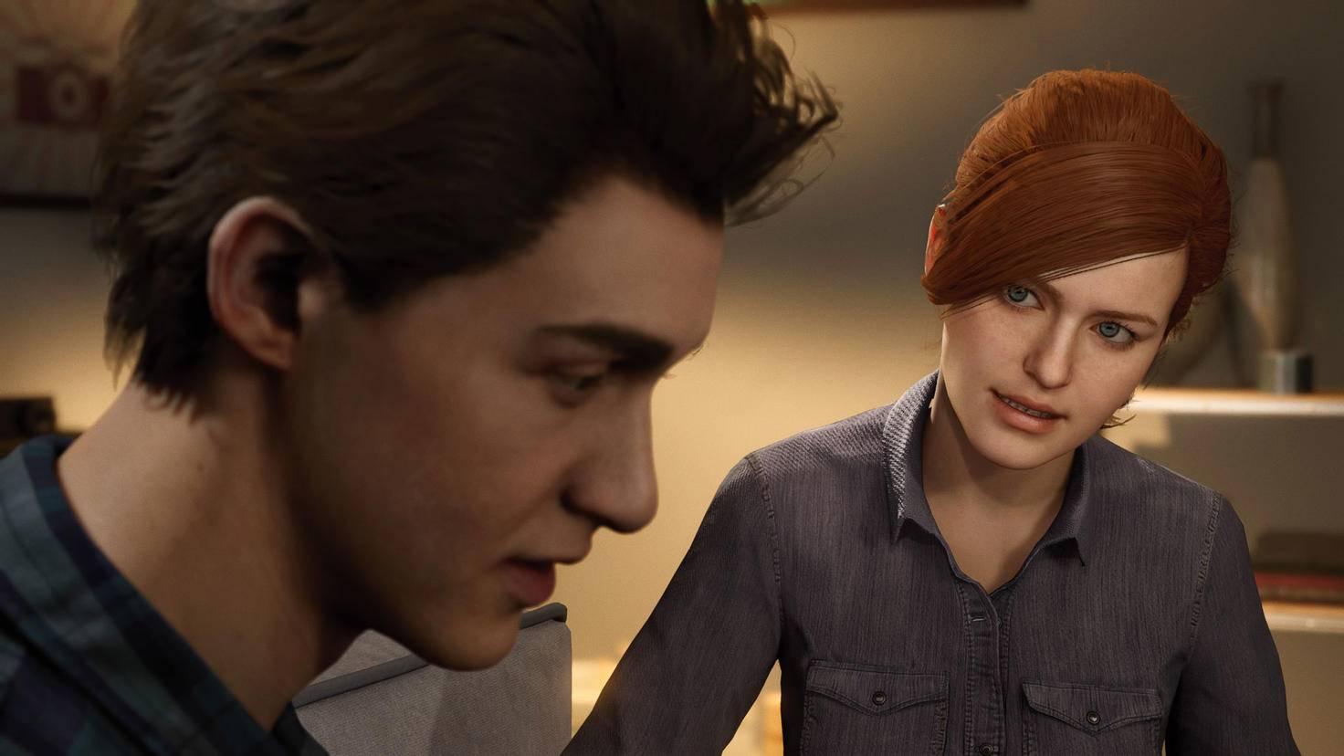 Mit Peters Freundin Mary Jane läuft es nicht so gut.