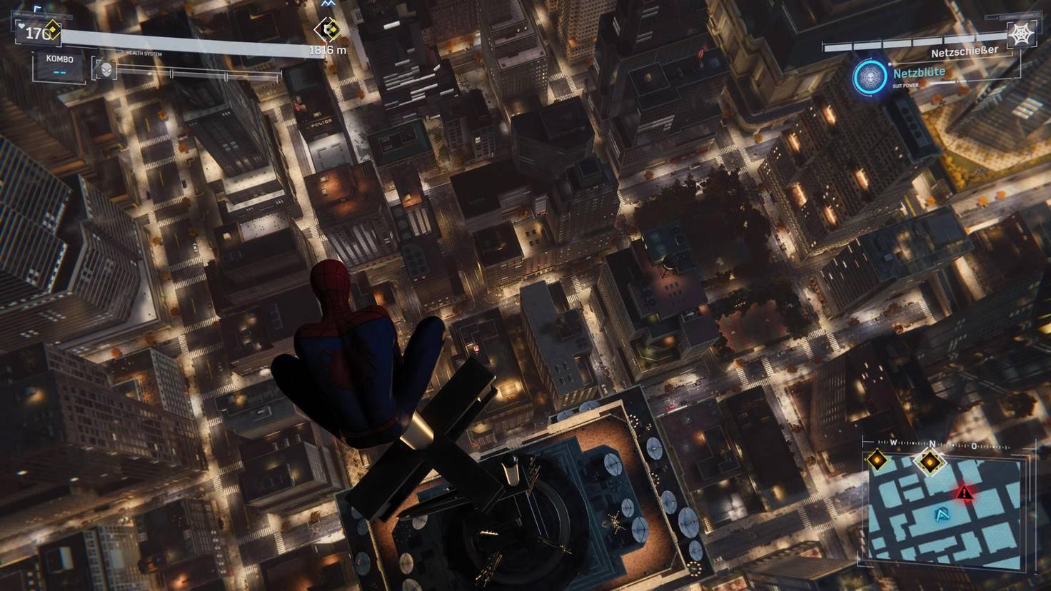 NYC von ganz oben...