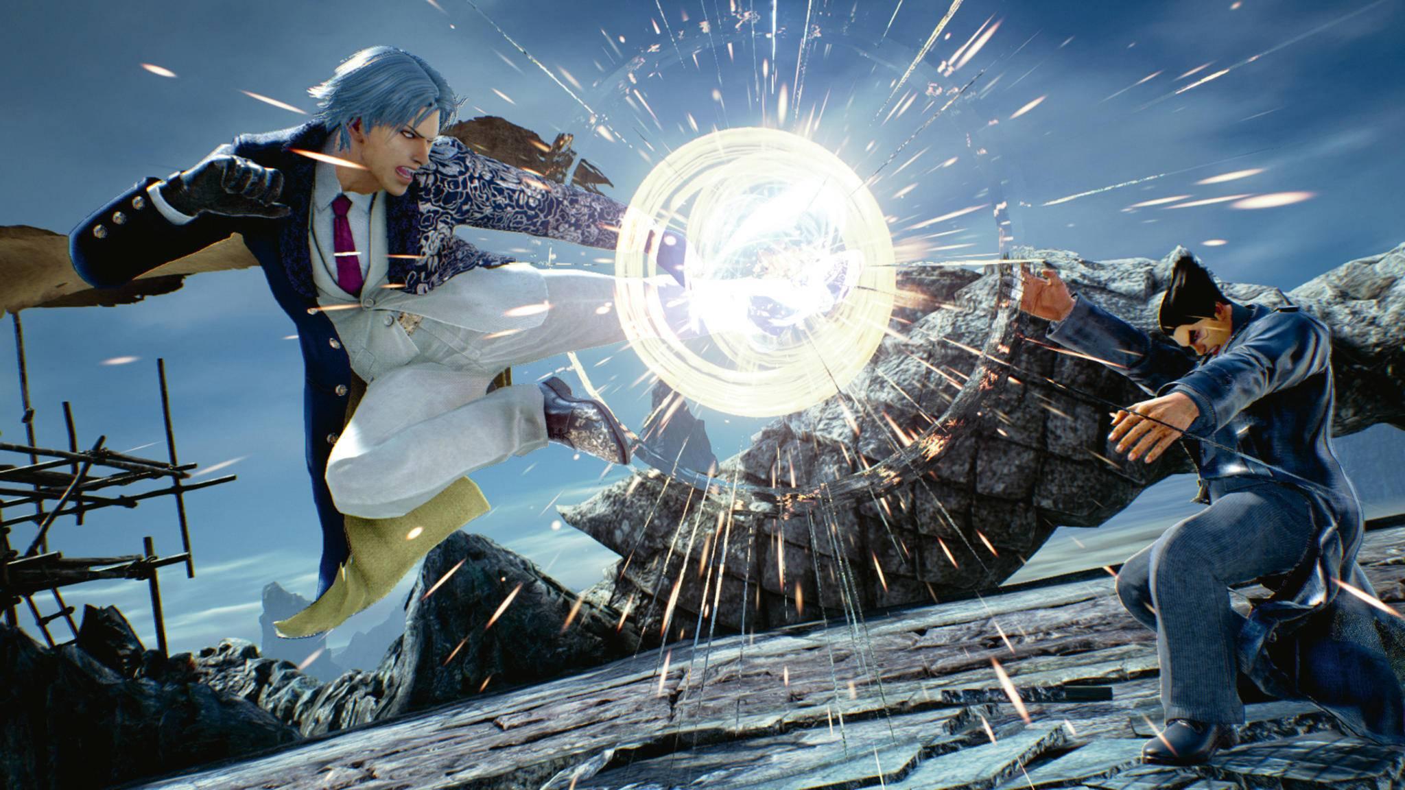 """Klassiker: Die """"Tekken""""-Reihe zählt zu den erfolgreichsten Kampfspielen überhaupt."""