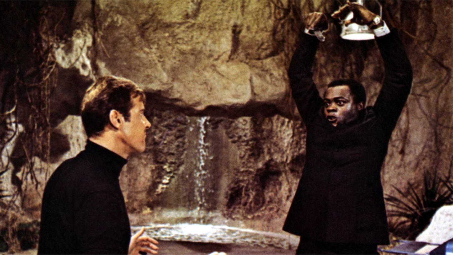 James Bond 007 – Leben und sterben lassen roger moore