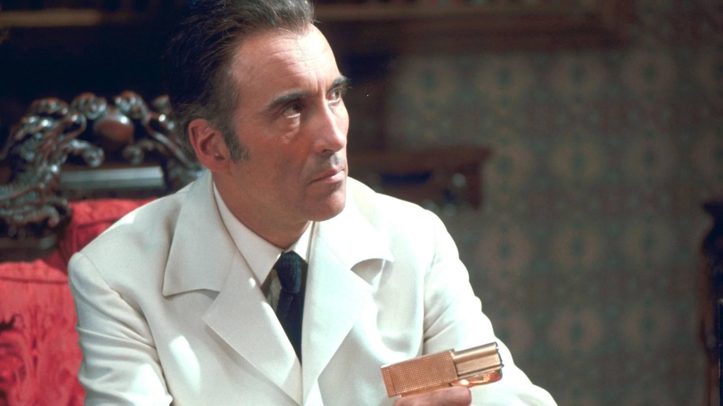 James Bond – Der Mann mit dem goldenen Colt Christopher Lee