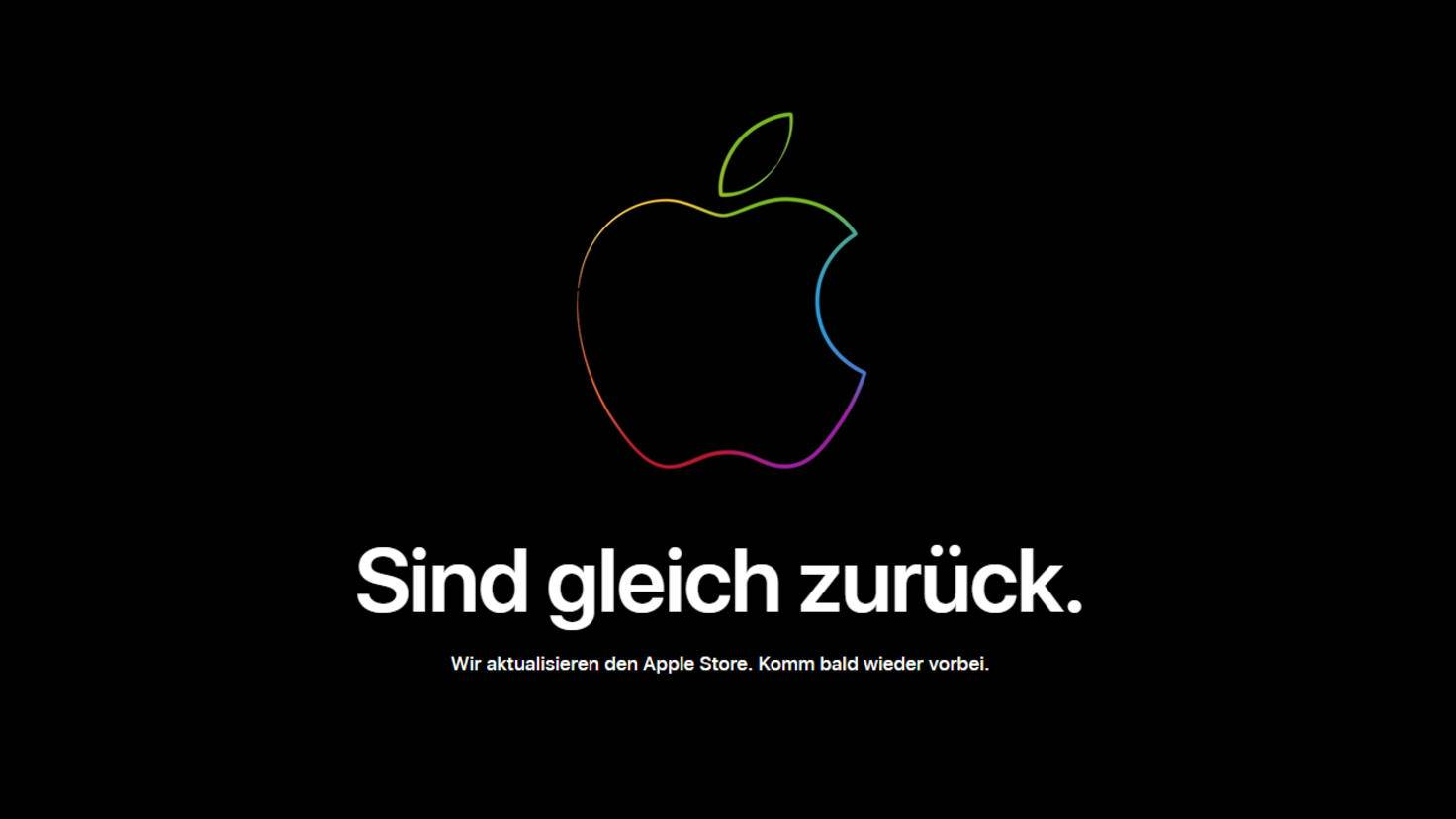 Apple Store down iPhone XR