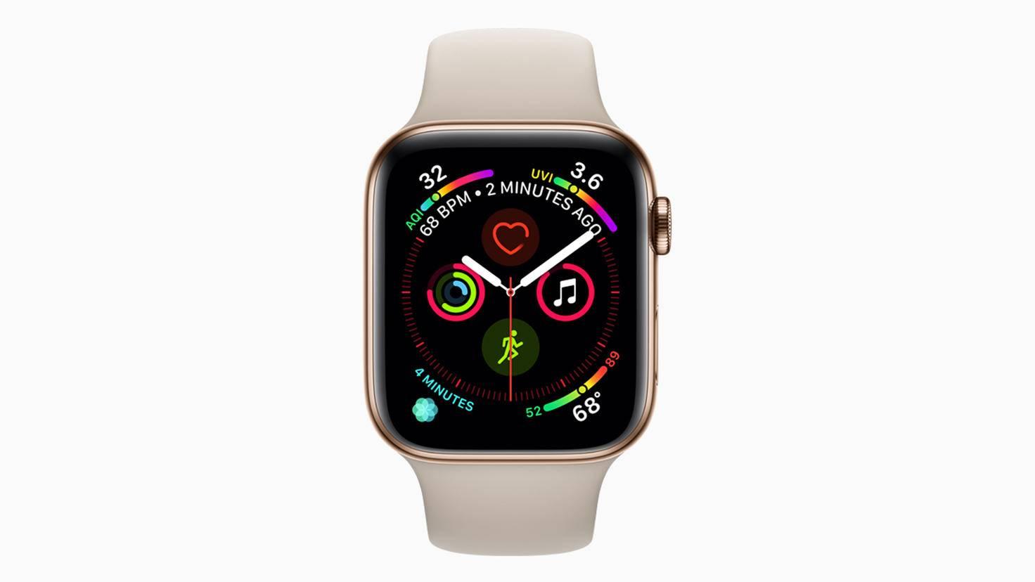 Apple Watch Series 4-Apple