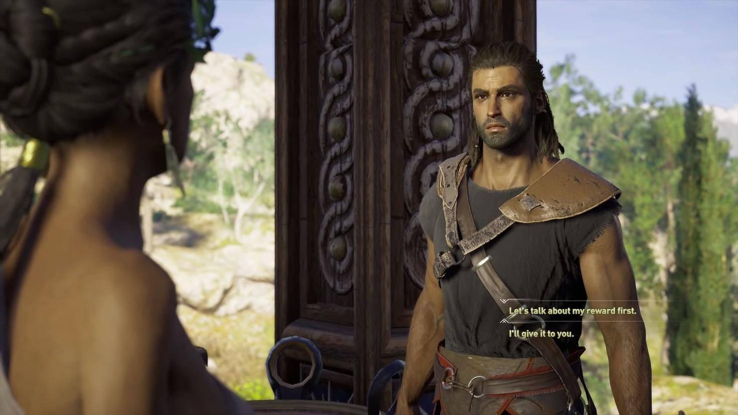 Assassins Creed Odyssey Belohnung