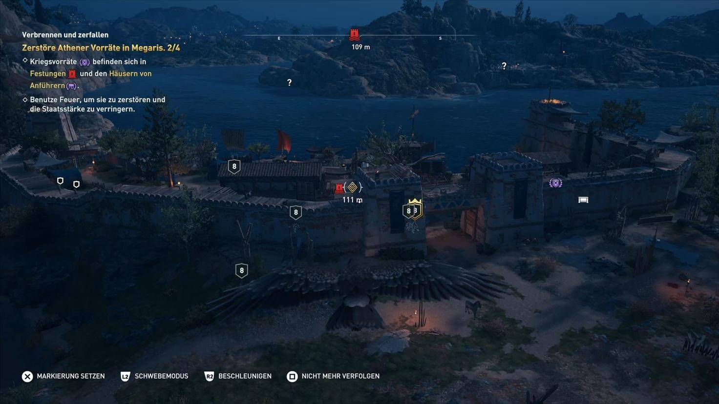 Assassins Creed Odyssey Festung einnehmen