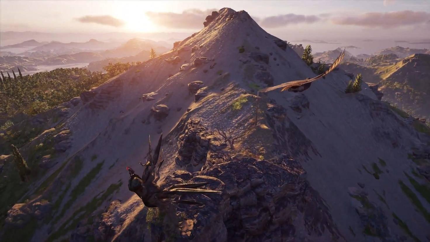 Assassins Creed Odyssey gepanzerter Vogel