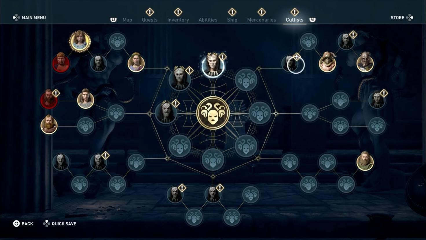 Assassins Creed Odyssey kult des kosmos02