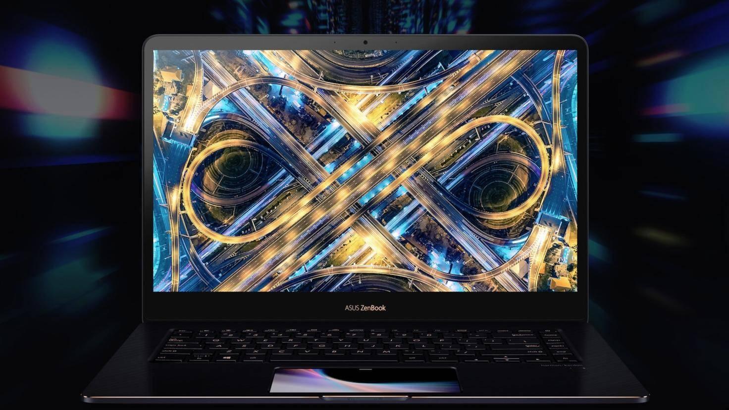 Asus-ZenBook-Pro-15-UX580GE