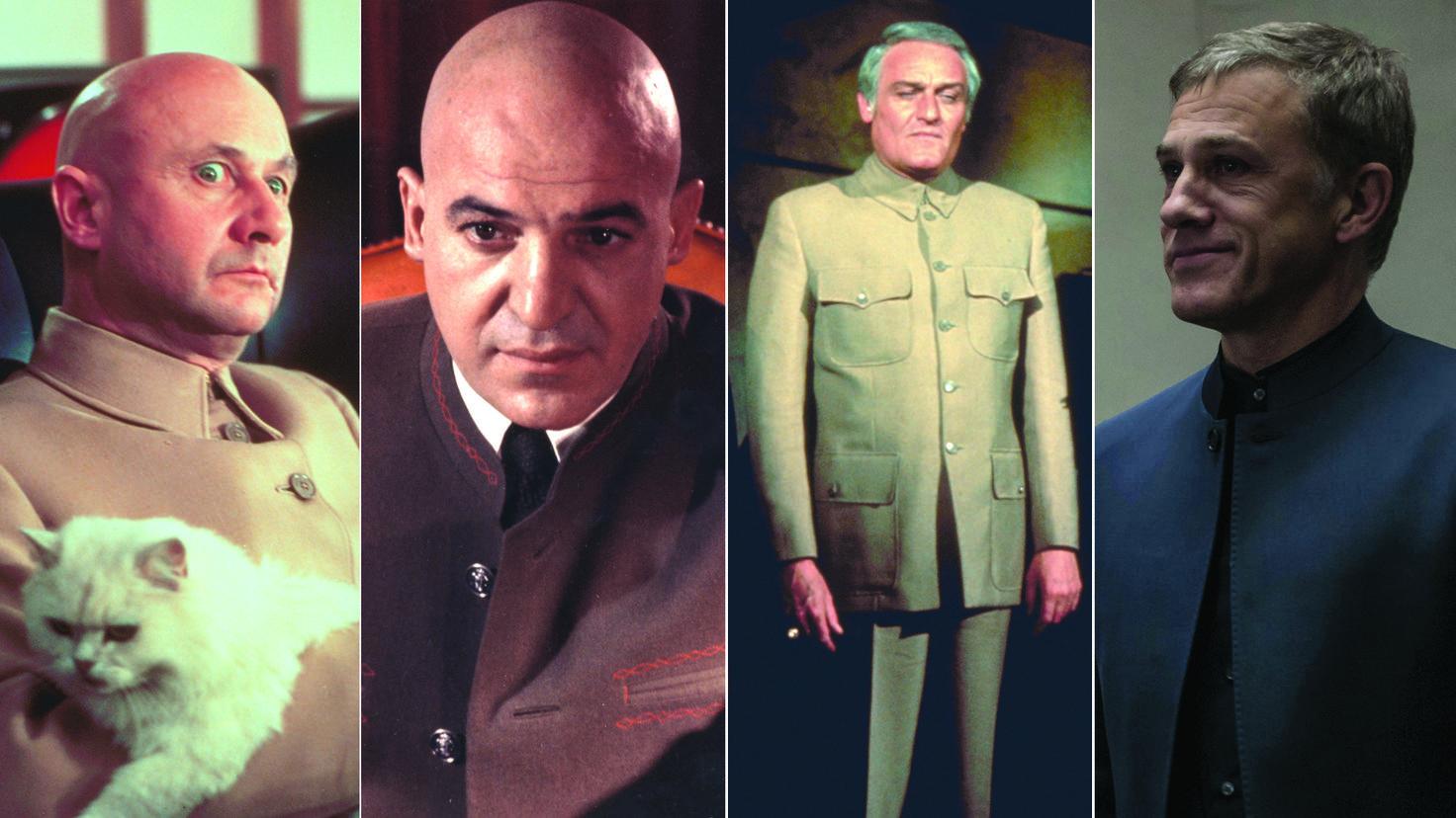 Blofeld James Bond 007