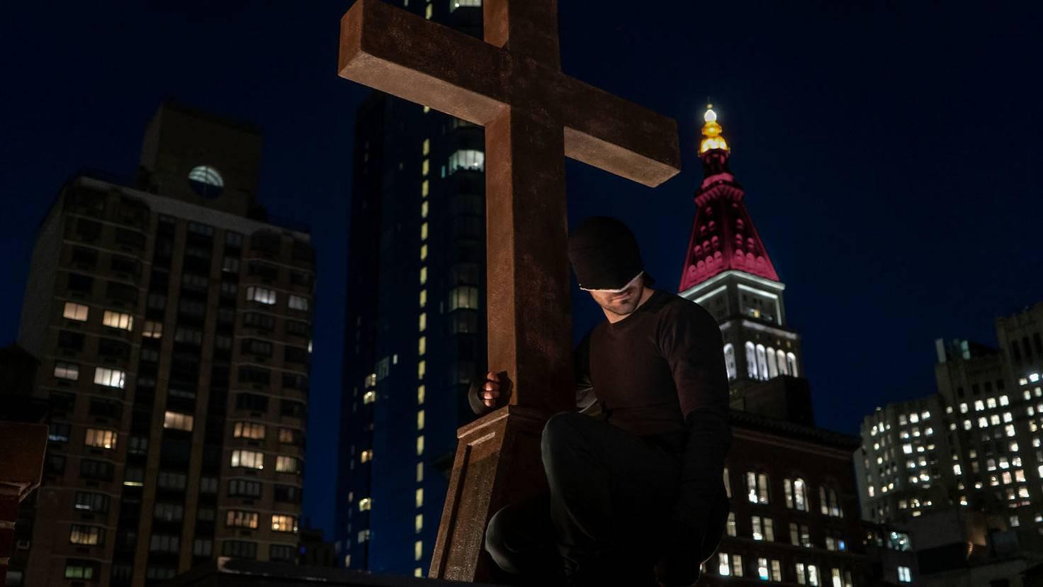 Charlie Cox als Matt Murdock Daredevil Staffel 3
