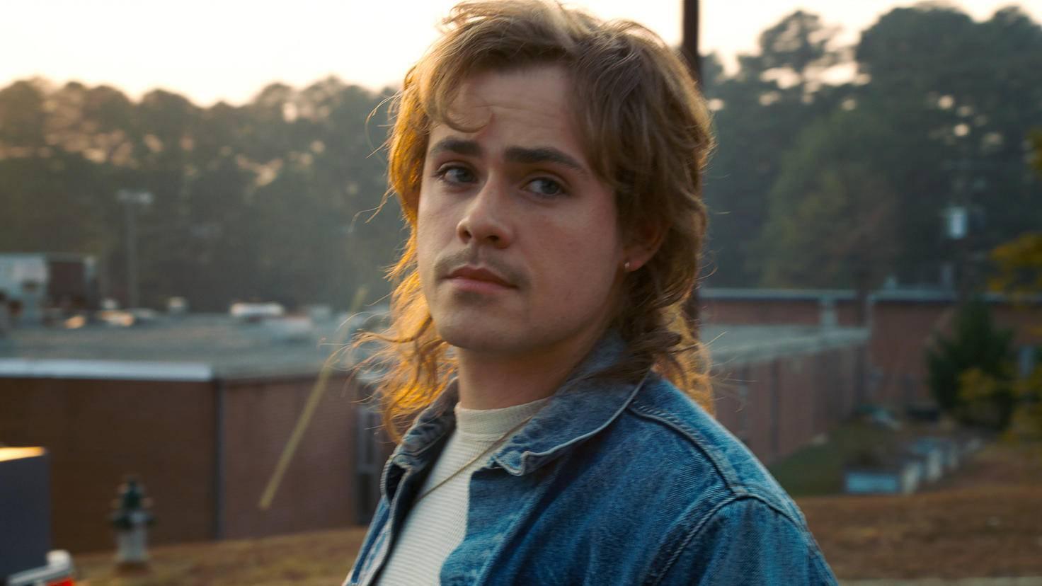 Dacre Montgomery Stranger Things Netflix