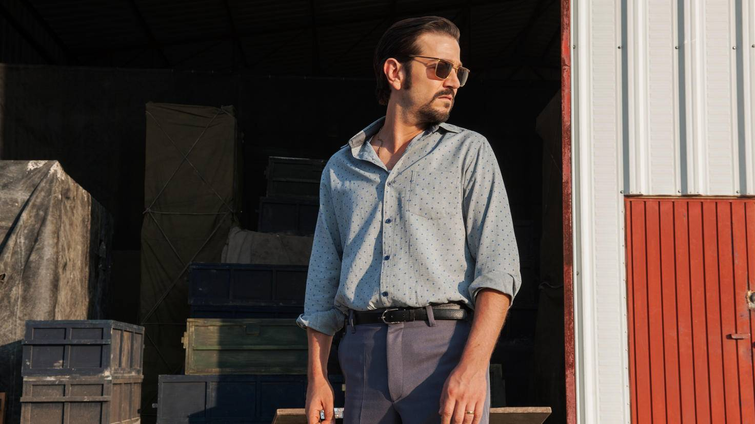 Diego Luna als Miguel Ángel Félix Gallardo.