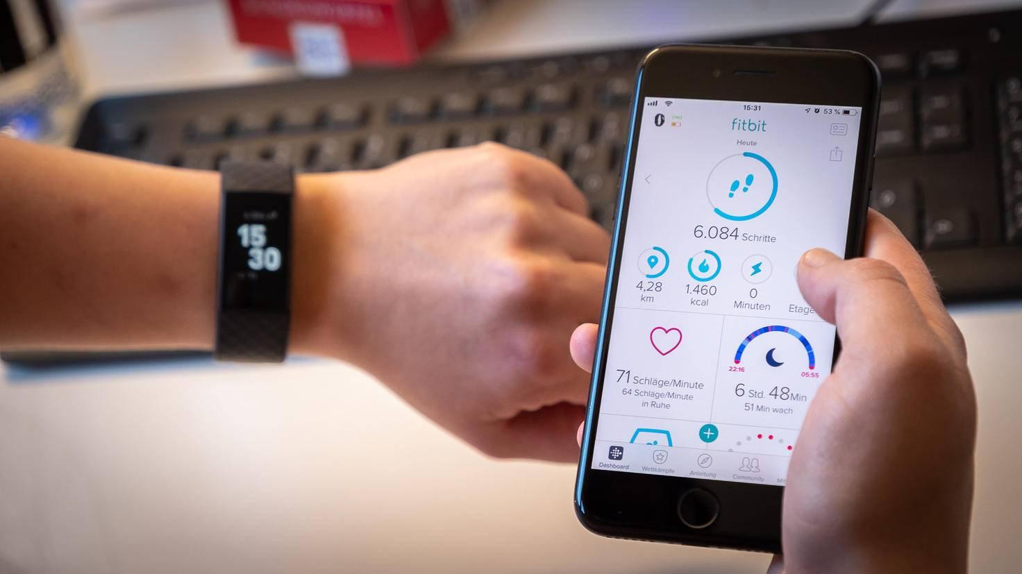 Fitbit charge 3 einrichten