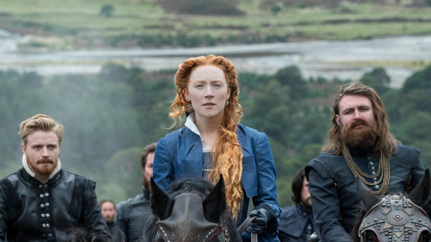 Maria Stuart, Königin von Schottland Mary Queen Of Scots Saoirse Ronan