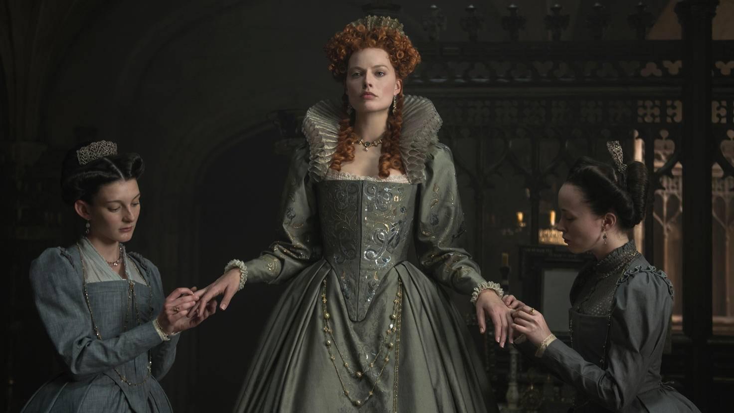 Maria Stuart, Königin von Schottland Mary Queen Of Scots Margot Robbie