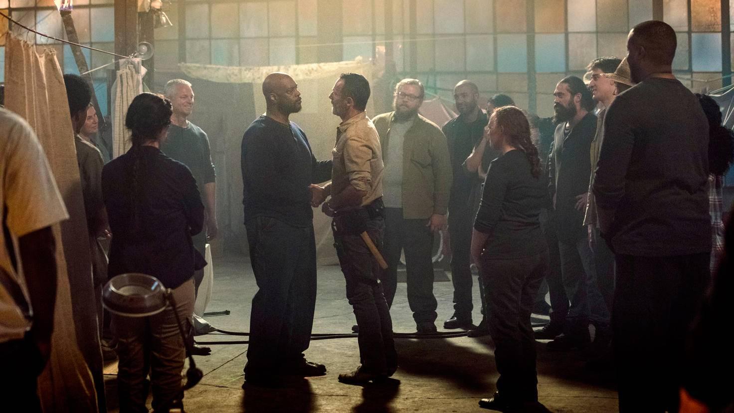 Rick Grimes The Walking Dead-Jackson Lee Davis-AMC 2