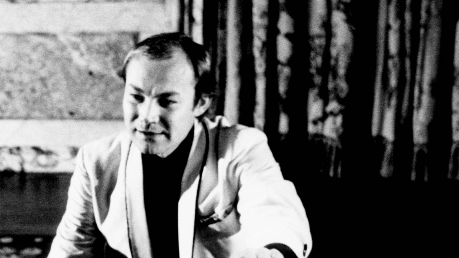 James bond Sag niemals nie Klaus Maria brandauer