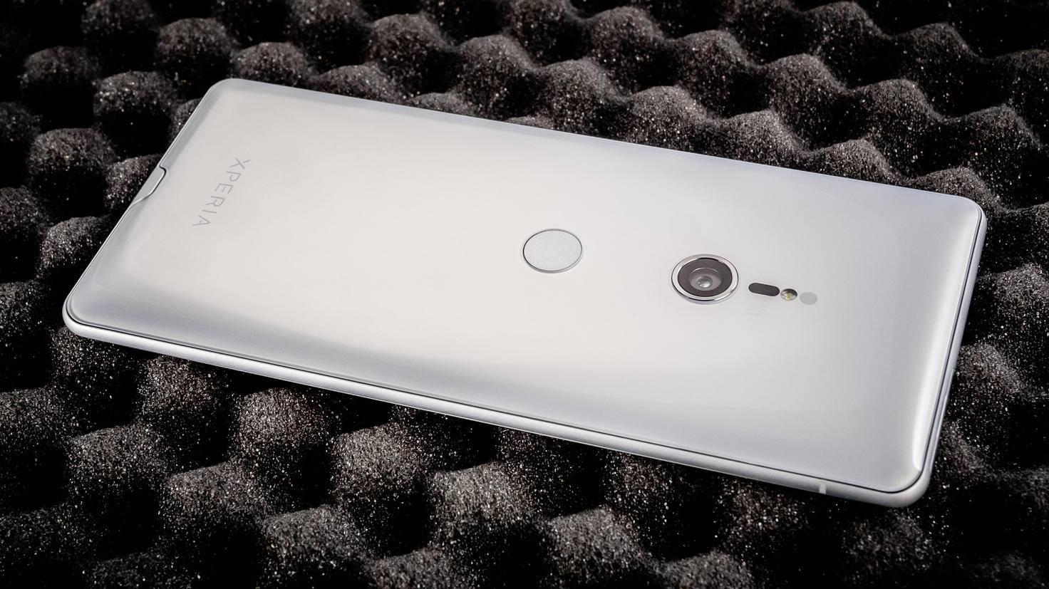 Sony-Xperia-XZ3-TURN-ON-7