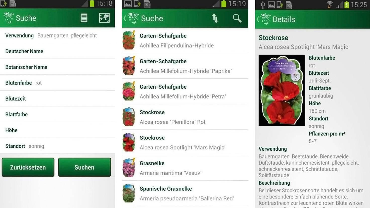 Stauden Ratgeber App-Google Play Store-Ralf Köster