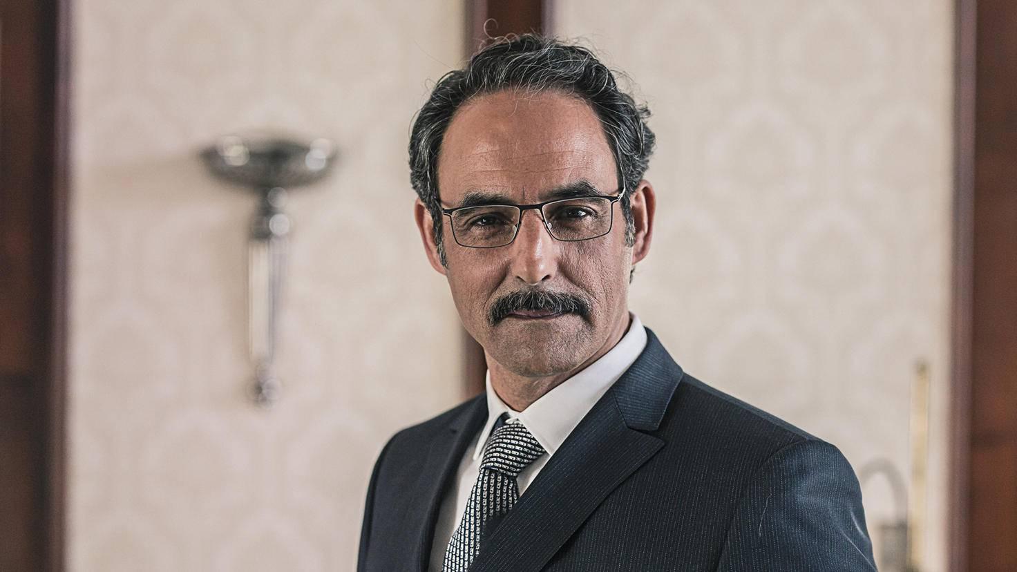 Muhammad al-Saafi hält gar nichts von Tonis Expansion.