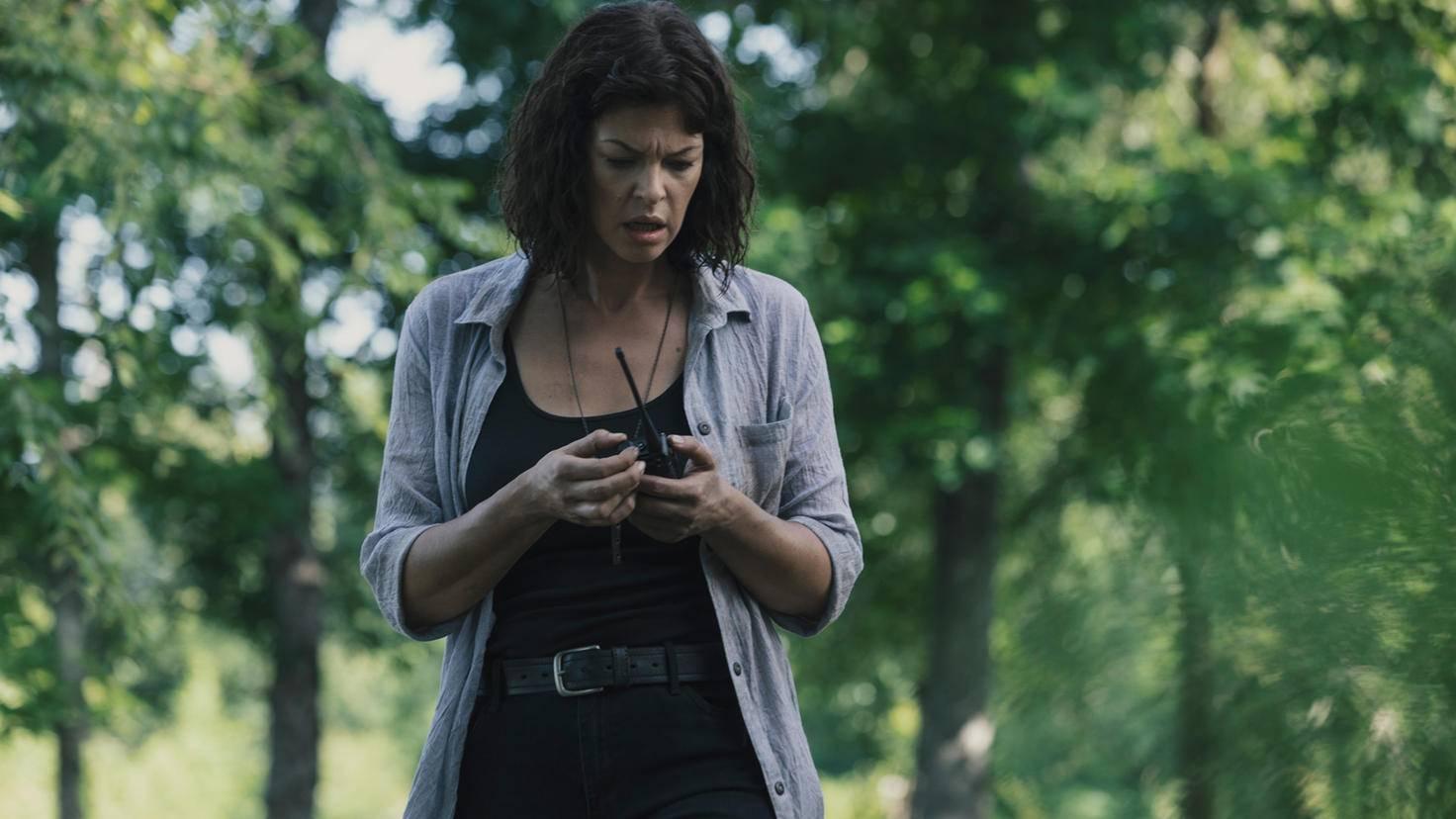 The Walking Dead S09E05-Anne-Jadis-Gene Page-AMC