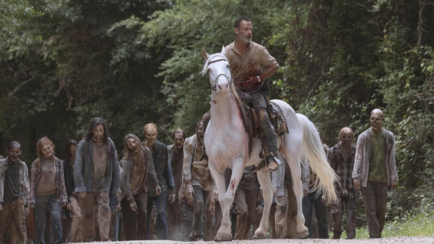 The Walking Dead S09E05-Rick-Gene Page-AMC-4
