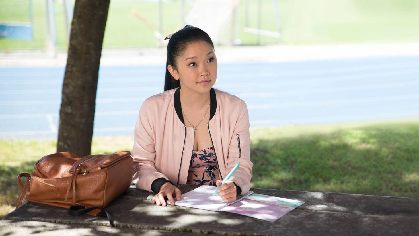 To all the boys- i loved before Lana Condor