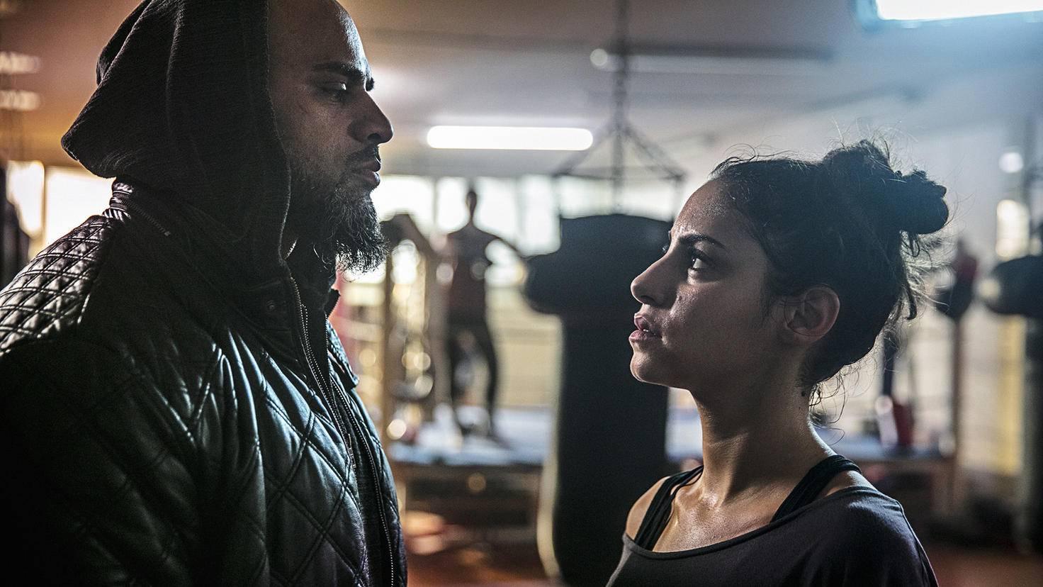 Amara lässt sich von ihrem Mann Latif nicht mehr alles gefallen.