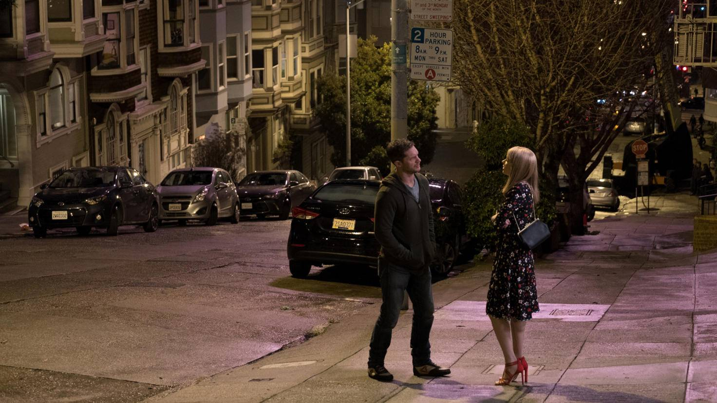 """Venom"" spielt in San Francisco."