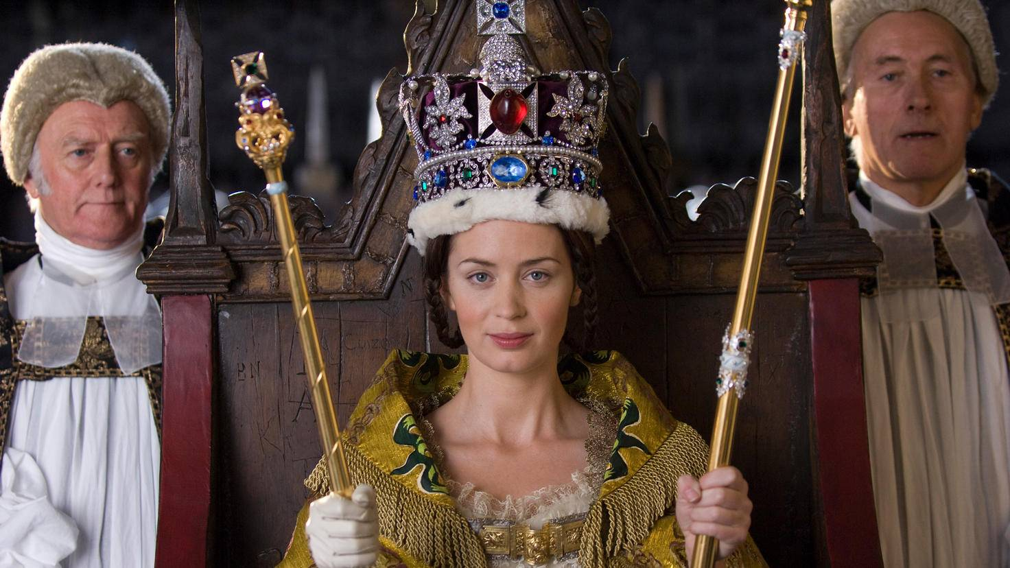 The Young Victoria Emily Blunt