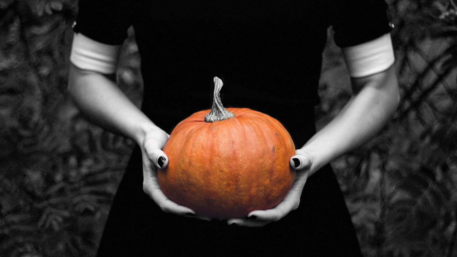 Gruselige Bilder (und Kürbis) machen Halloween zum schaurig-schönen Brauch