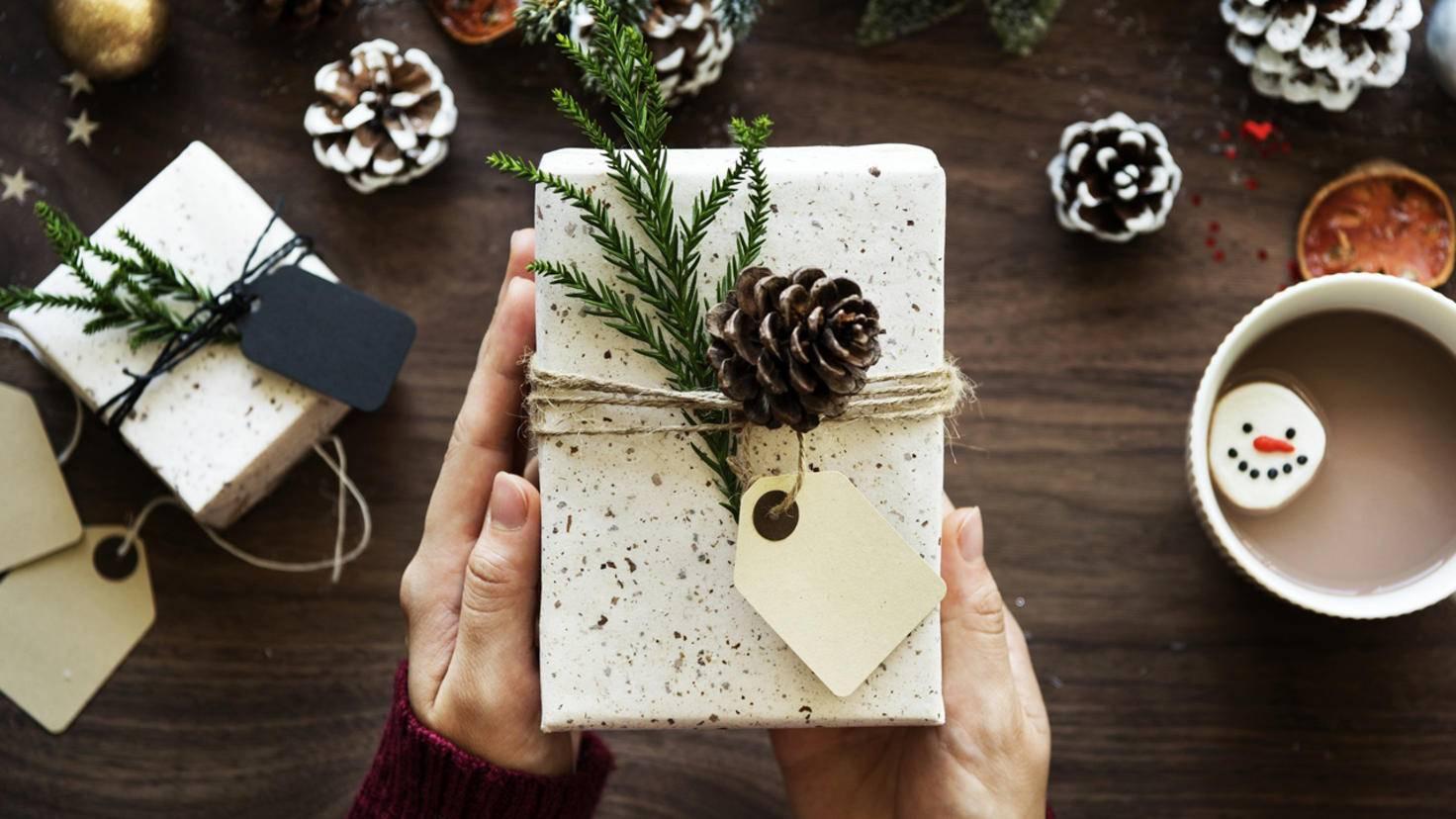 Ob mit oder ohne Text – diese Bilder verbreiten Weihnachtsstimmung pur!