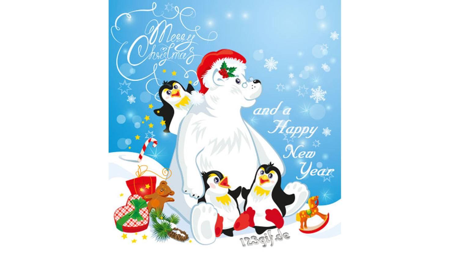 Bilder mit Sprüchen passend zu Weihnachten gibt es im Internet zuhauf.