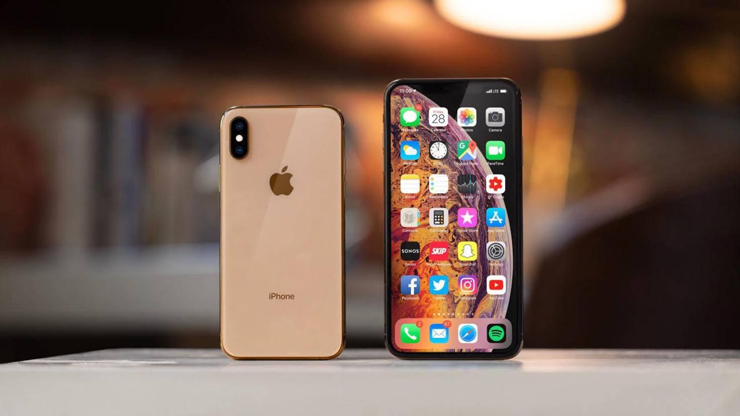 iphone xs xs max