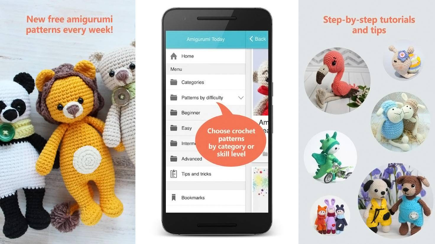 Amigurumi Today-Google Play Store-MimiCraft
