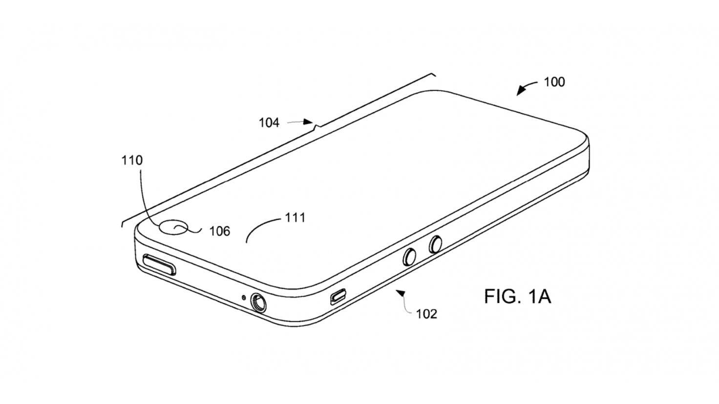 Apple Patent iPhone Notch